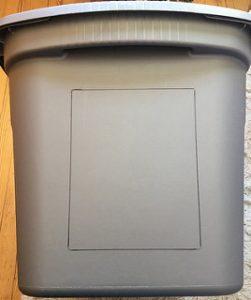 plastic bin 2